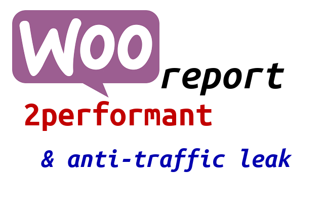 Imagine reprezentativa pentru modulul de wordpress gratuit Wooreport 2Performant