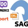Woocommerce Export Saga - modul de export al datelor din comenzile Woocommerce in format Saga XML